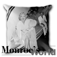 New York 1954 Pillow