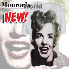Marilyn Monroe T-Shirt Dress Pop Art